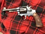 S & w pre war kit gun