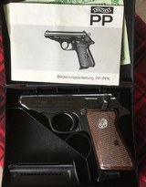 Walther PPK/S 22lr German - 1 of 8