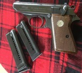 Walther PPK/S 22lr German - 3 of 8