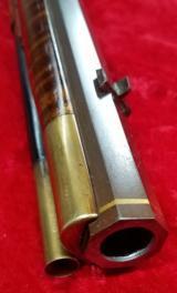 Jerry W Huddleston American Flintlock .50cal Custom Rifle - 14 of 15