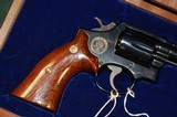Smith & Wesson Model 10 40 year Commemorative - 2 of 9