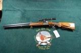 Very Rare German Combination gun