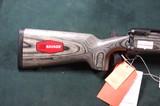 Savage 112 Magnum Target Rifle .338Lapua - 2 of 9