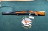 Rare Mauser 12 Gauge Over/Under