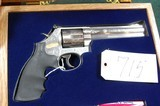 S&W Model 686 very rare Dale Earnhart 357 Mag - 4 of 16