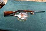 Rare Winchester Model 55 Takedown 30WCF