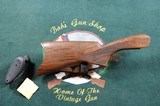 Browning Cynergy Field Stock
