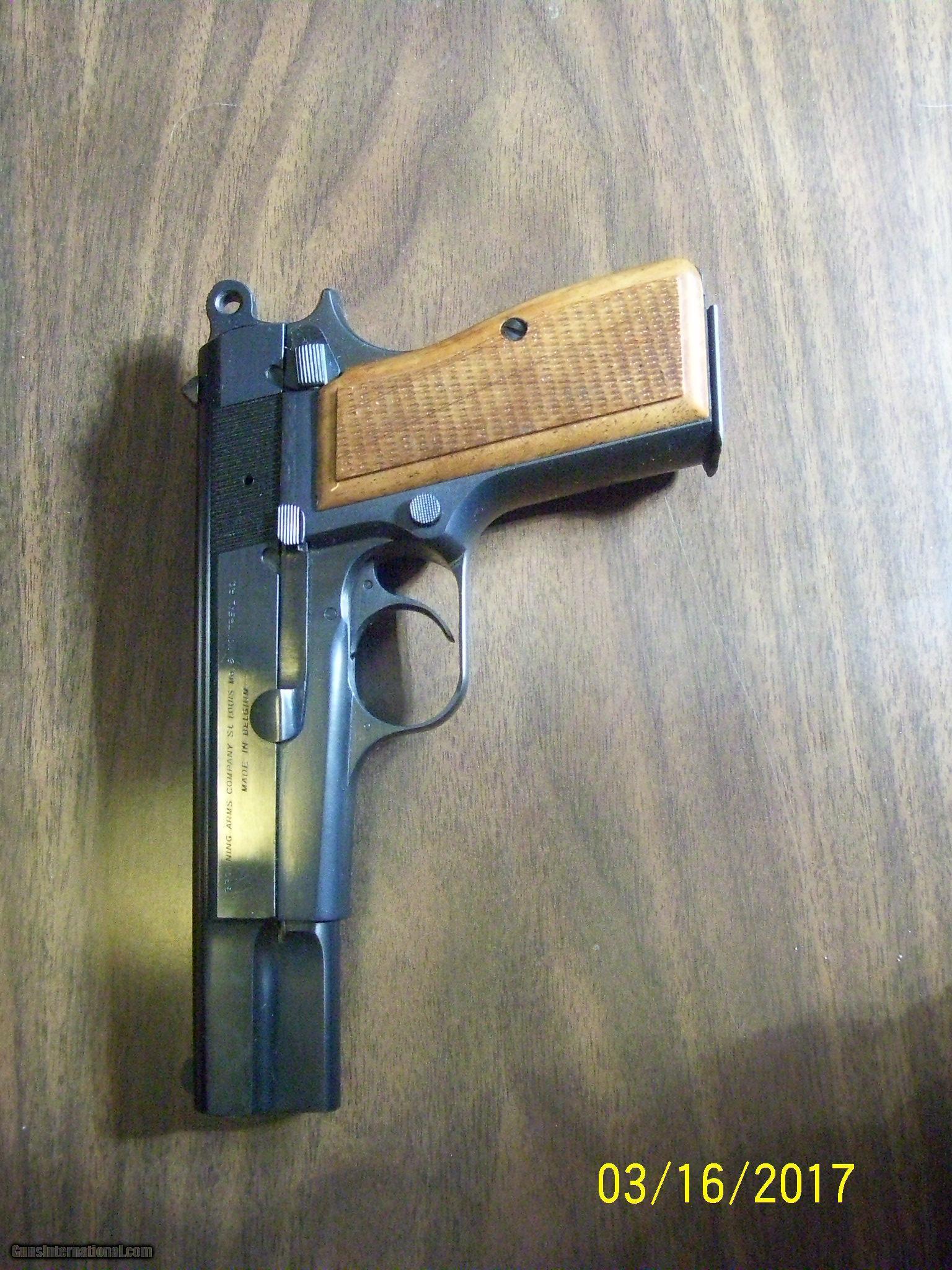 Browning Vintage 21
