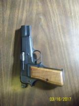 Belgium Browning Hi-Power 1970 Vintage New Unfired Condition - 2 of 5