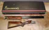 Browning Superposed B25 Pigeon Grade - 12ga