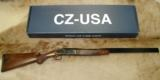 CZ WOODCOCK 103 F MINI O/U 410ga 26 inch barrel - 1 of 12