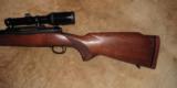 """Winchester Model 70 Pre 64 375HH Mag 25"""" barrel - 3 of 13"""