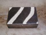Zebra boxes handcrafted in South Africa - 2 of 12