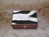 Zebra boxes handcrafted in South Africa - 5 of 12