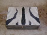 Zebra boxes handcrafted in South Africa - 3 of 12