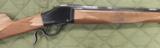 Winchester 1885 HW220 swift - 1 of 4