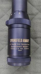 Springfield Armory 4 x 14 56mm gen 3