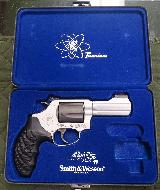 "Smith&Wesson model 337 Air Lite Ti .38spl +P 3"" bbl"