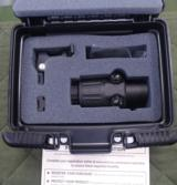 EO Tech G33-STS3X magnifier with swing to the side mount