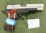 Sig Sauer p220 super match 45 acp