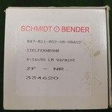 Schmidt & Bender 4 x16 klassic - 2 of 2