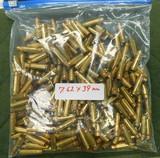 remington 7.62x39 brass