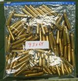 RWS 9.3 x 64 brass
