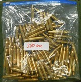 Norma 280 rem brass