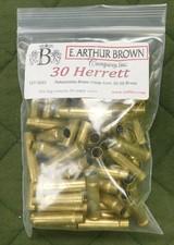 30 herrett brass