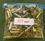 winchester 357 magnum brass