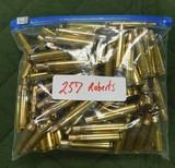 winchester 257 roberts brass