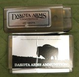 375 Dakota factory brass