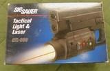 Sig sauer STL-900 tactical light/laser