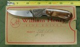 William Henry fine knives model T-08 2E2