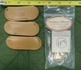 William Henry knife cases