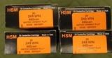 HSM 243 win 69gr ammo