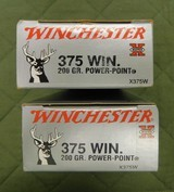 375 winchester 200 gr (factory)