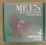 Swarovski ME 1.7x magnification