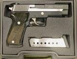 Sig Sauer P220 Equinox 45 acp