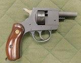 H&R(NEF) 22 cal blank starter revolver