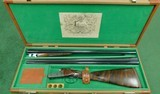 Hatfield Uplander two barrel set 20 ga & 28 ga