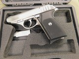 Sig Sauer p232 380 acp stainless