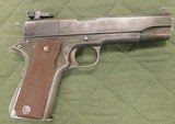 Colt 1911 38 super mfg 1948