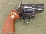 Colt Python 357 mag 2 1/2 inch