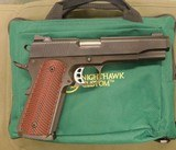 Night Hawk predator 45 acp
