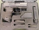 Heckler & Koch P30SK 9 mm - 1 of 2