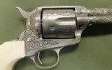 Colt SAA 38-40 engraved - 2 of 9
