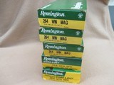 Remington 264 Win Mag once fired brass - 1 of 2