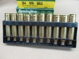 Remington 264 Win Mag once fired brass - 2 of 2