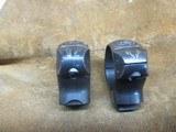 Redfield factory engraved rings - 4 of 4
